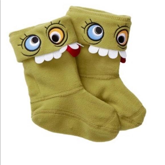 Hunter Other - Hunter Alien Kids Boot Socks NWT